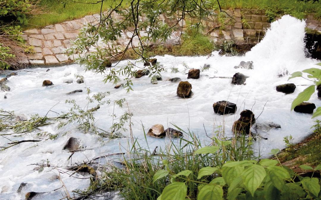 Auswirkungen eines ungehinderten Grubenwasseranstiegs